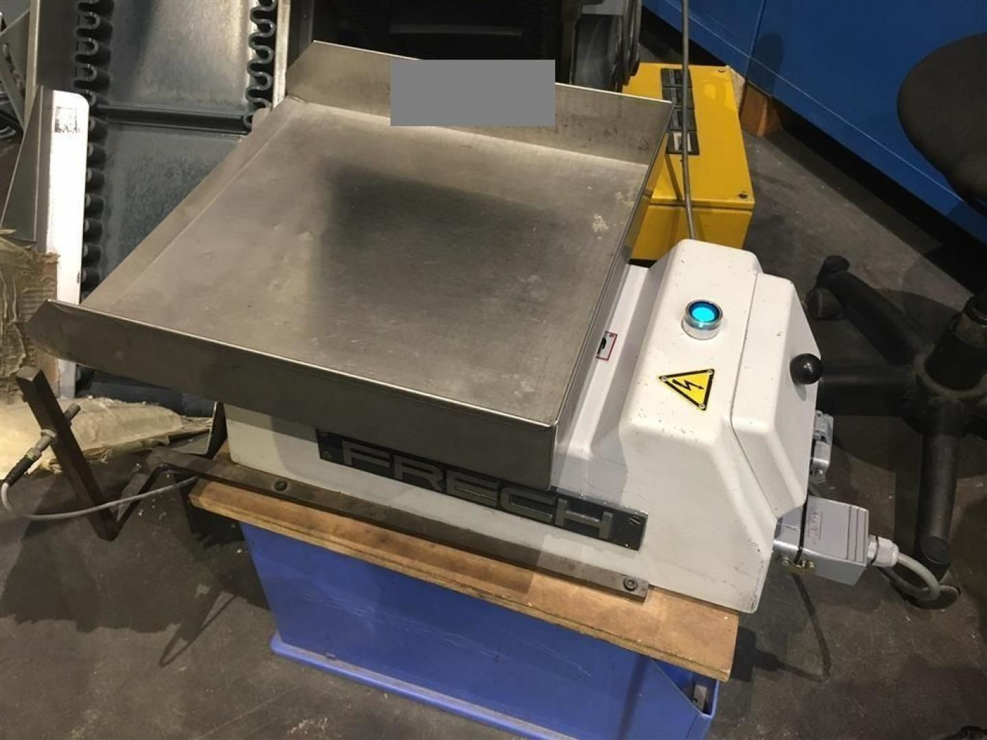 used Diecasting Machines Accessories for Diecasting Machines FRECH Weightcontrol 2000
