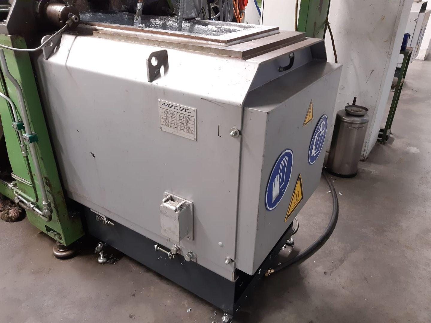 used Diecasting Machines Accessories for Diecasting Machines Meltec Z20/120C