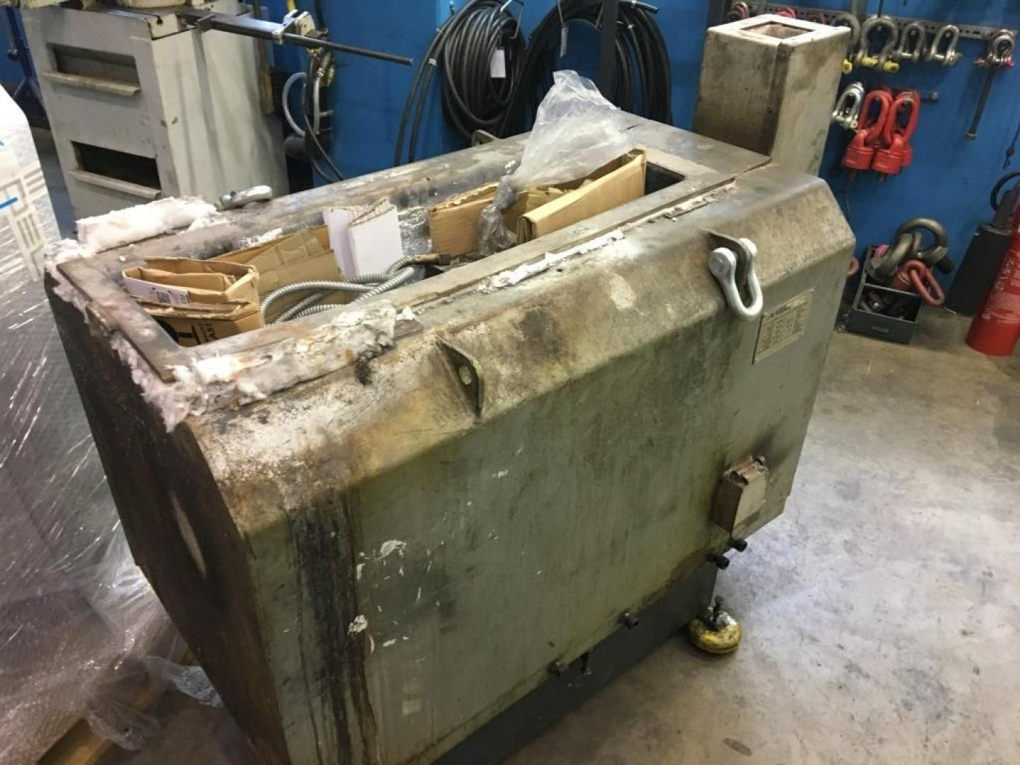 used Diecasting Machines Accessories for Diecasting Machines Meltec Z 50/180 B