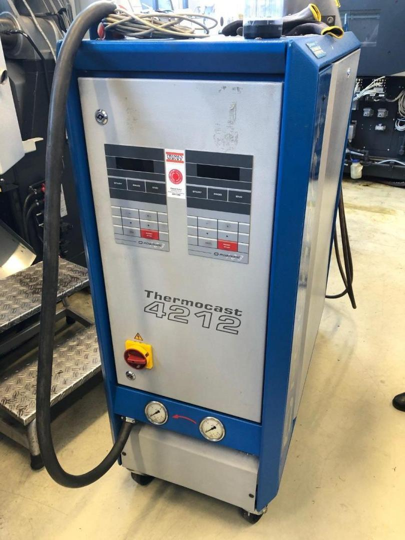 used Diecasting Machines Accessories for Diecasting Machines ROBAMAT 4212