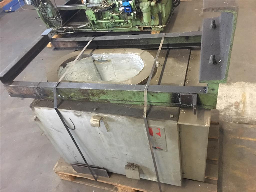 used Diecasting Machines Accessories for Diecasting Machines Rauch MO 50 E