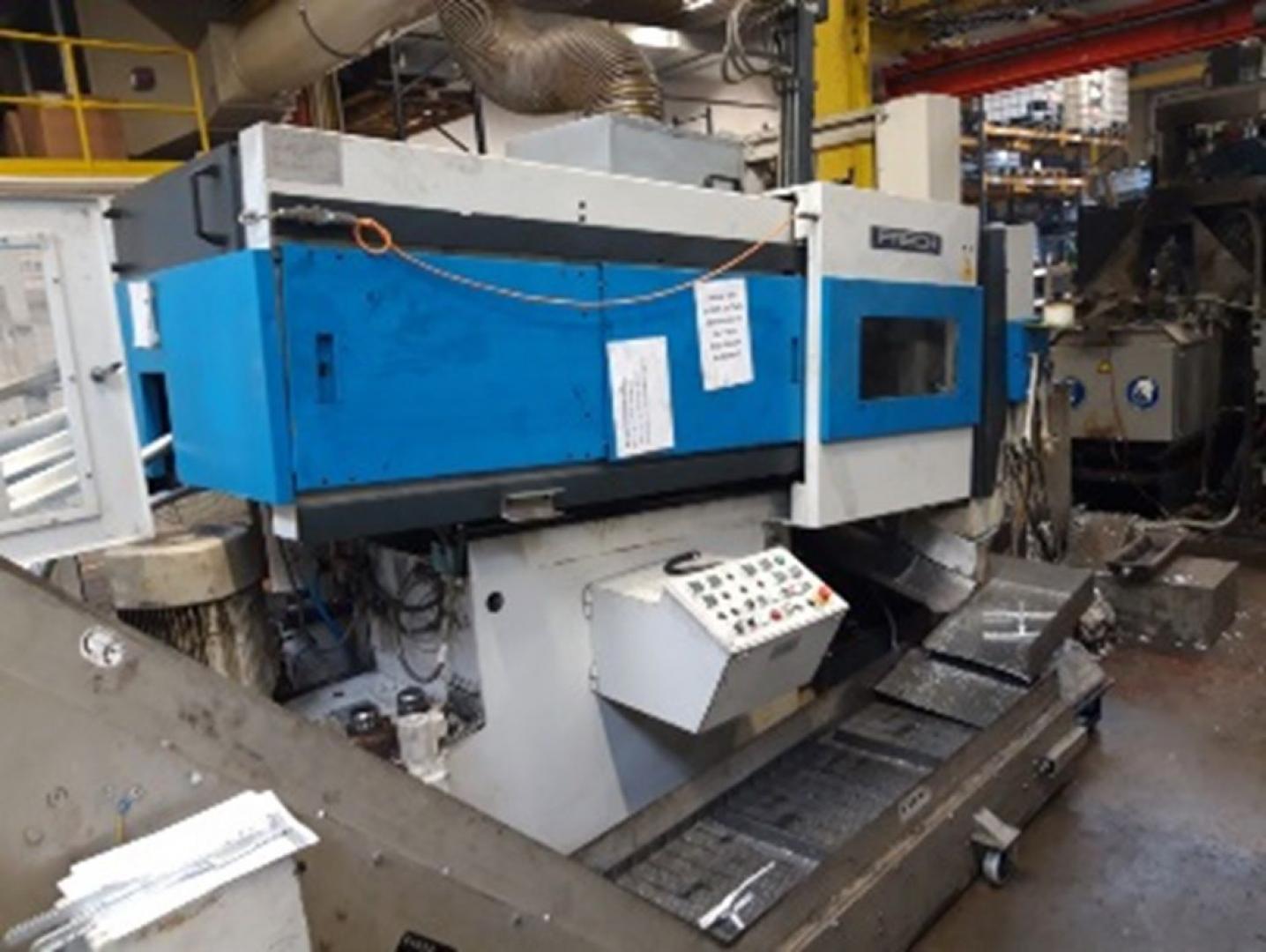 używane maszyny do odlewania ciśnieniowego Maszyna do odlewania na gorąco - pionowa. FRECH DAW 125 S.