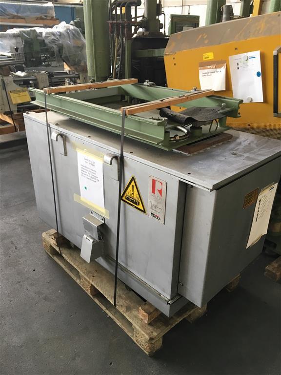 gebrauchte Druckgießmaschinen  FRECH MOS 50/80U
