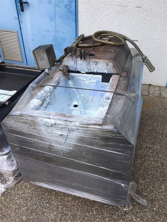 gebrauchte Druckgießmaschinen  Meltec ZC125/250