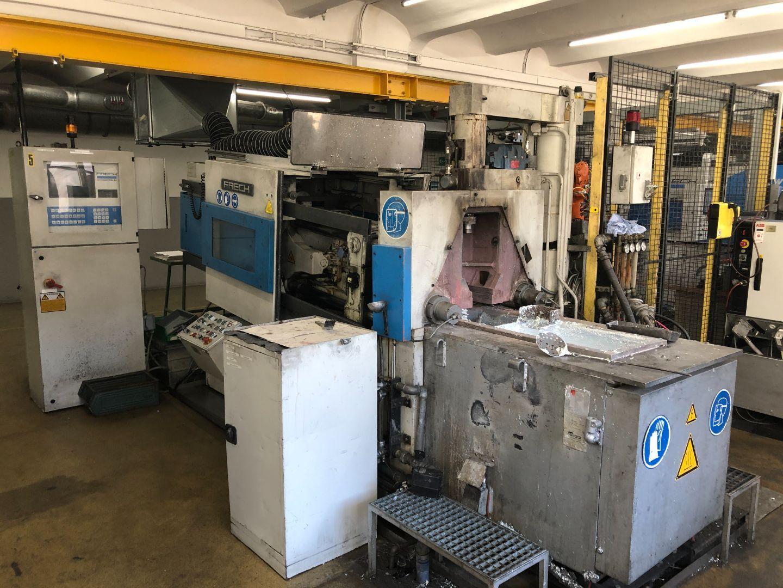 gebrauchte Druckgießmaschinen Warmkammerdruckgußmaschine - Vertikal FRECH DAW 80S