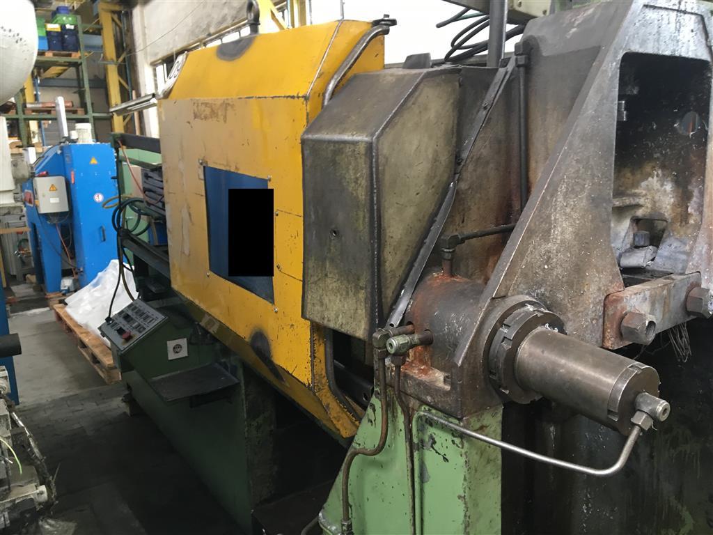 gebrauchte  Warmkammerdruckgußmaschine - Vertikal FRECH DAW 125