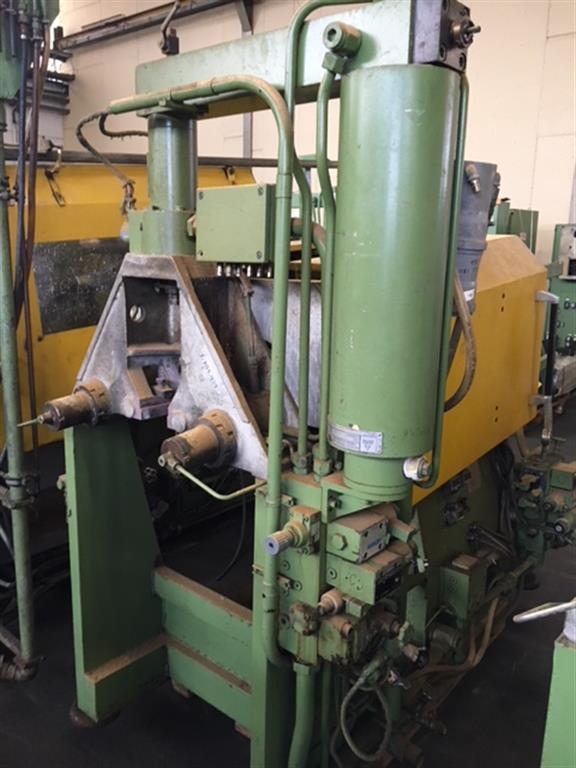 gebrauchte  Warmkammerdruckgußmaschine - Vertikal FRECH DAW 20A