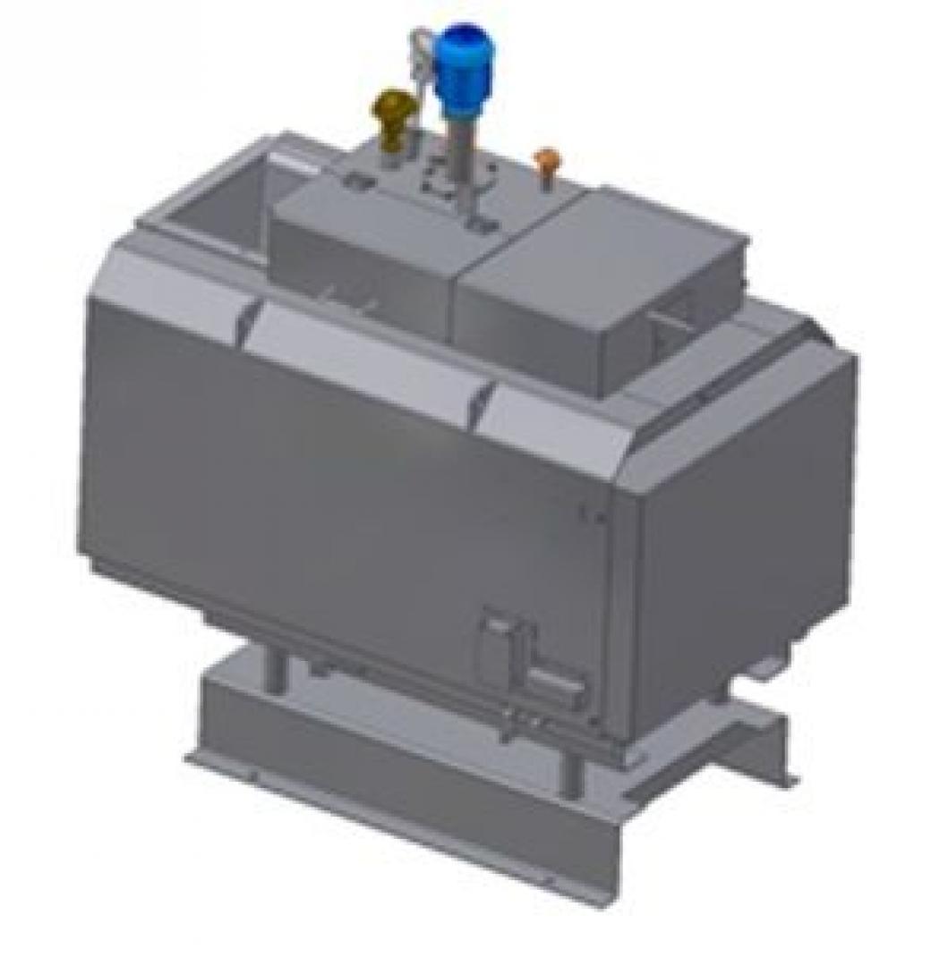 gebrauchte  Zubehör Druckgußmaschinen Meltec ZC125/250
