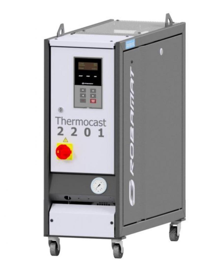 gebrauchte  Zubehör Druckgußmaschinen Robamat 2201