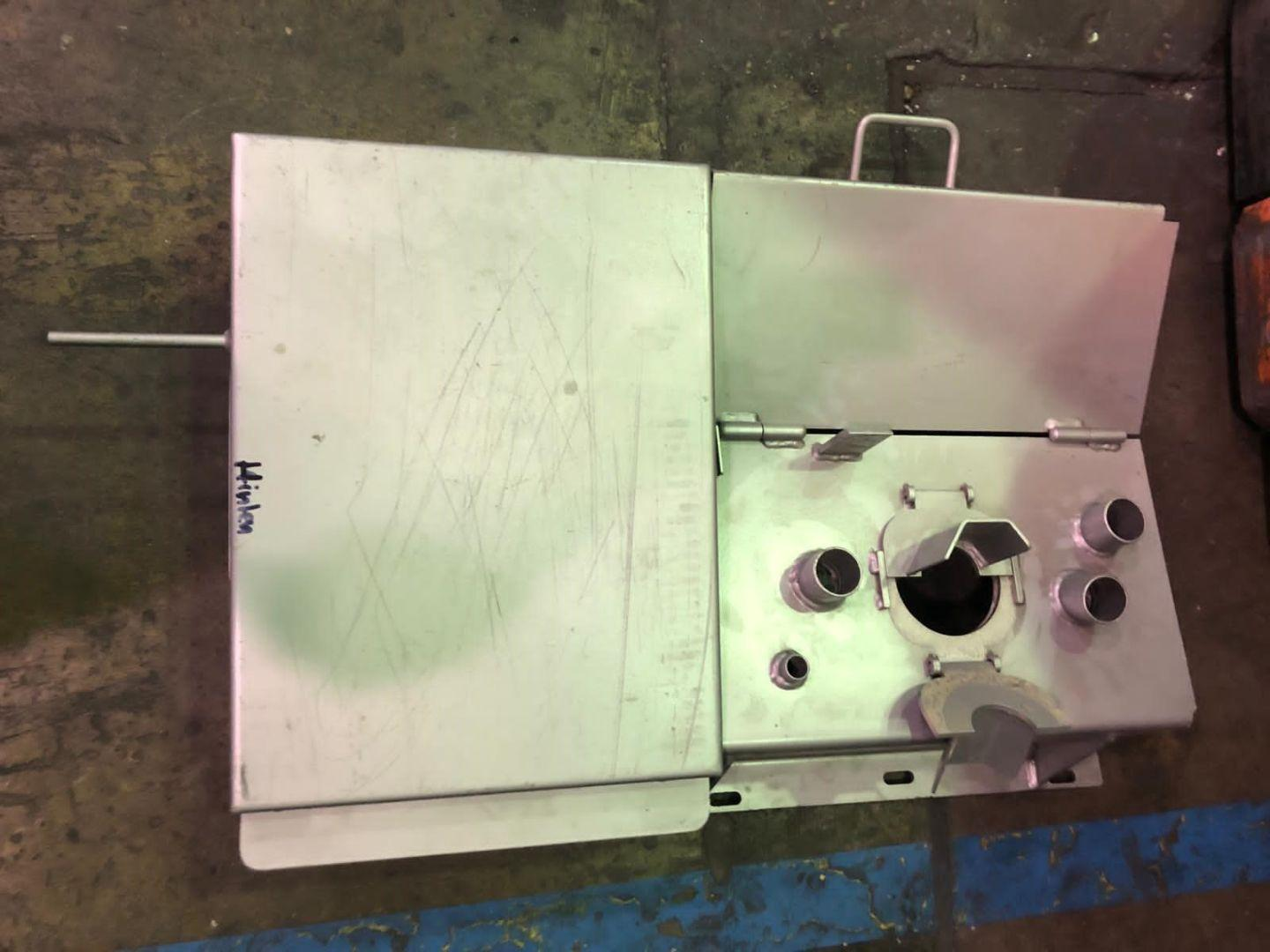 used  Accessories for Diecasting Machines FRECH Tiegelabdeckung