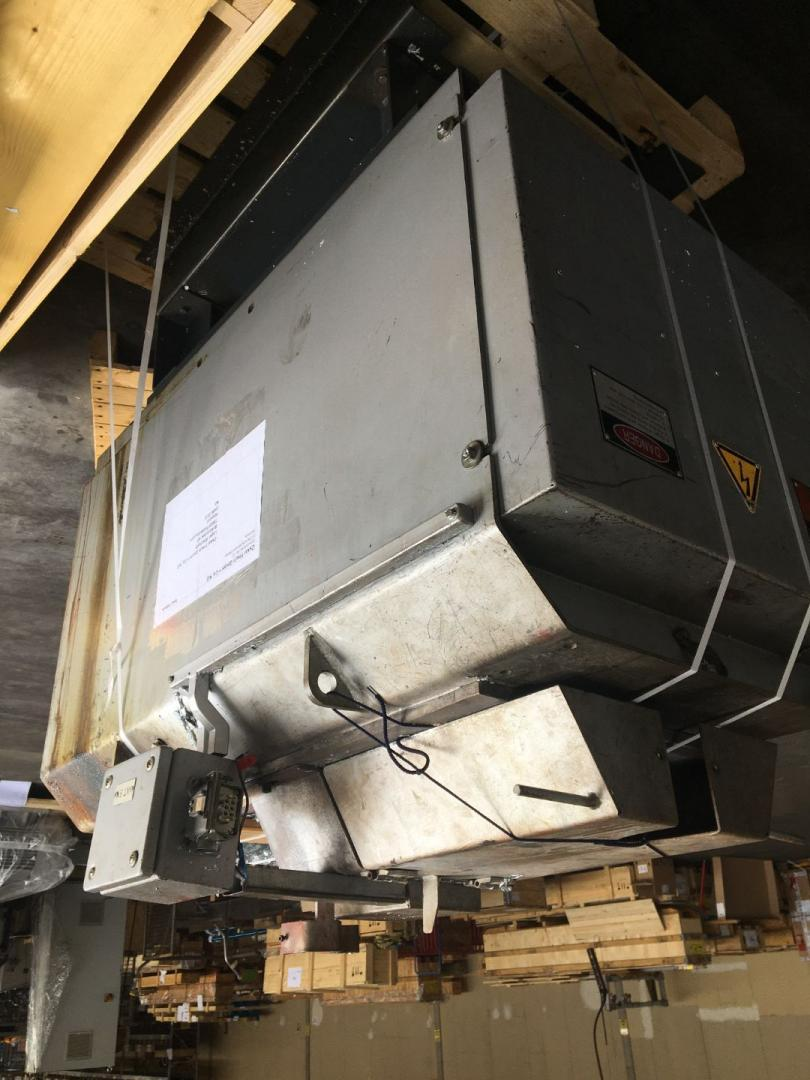 used  Accessories for Diecasting Machines Meltec Z 20/120