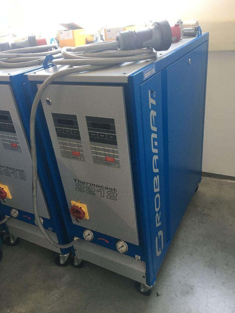 used  Accessories for Diecasting Machines Robamat 2212