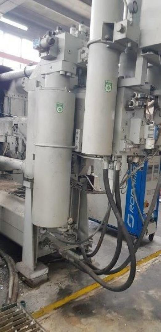 used  Cold Chamber Diecasting M/C - Horizontal FRECH DAK720