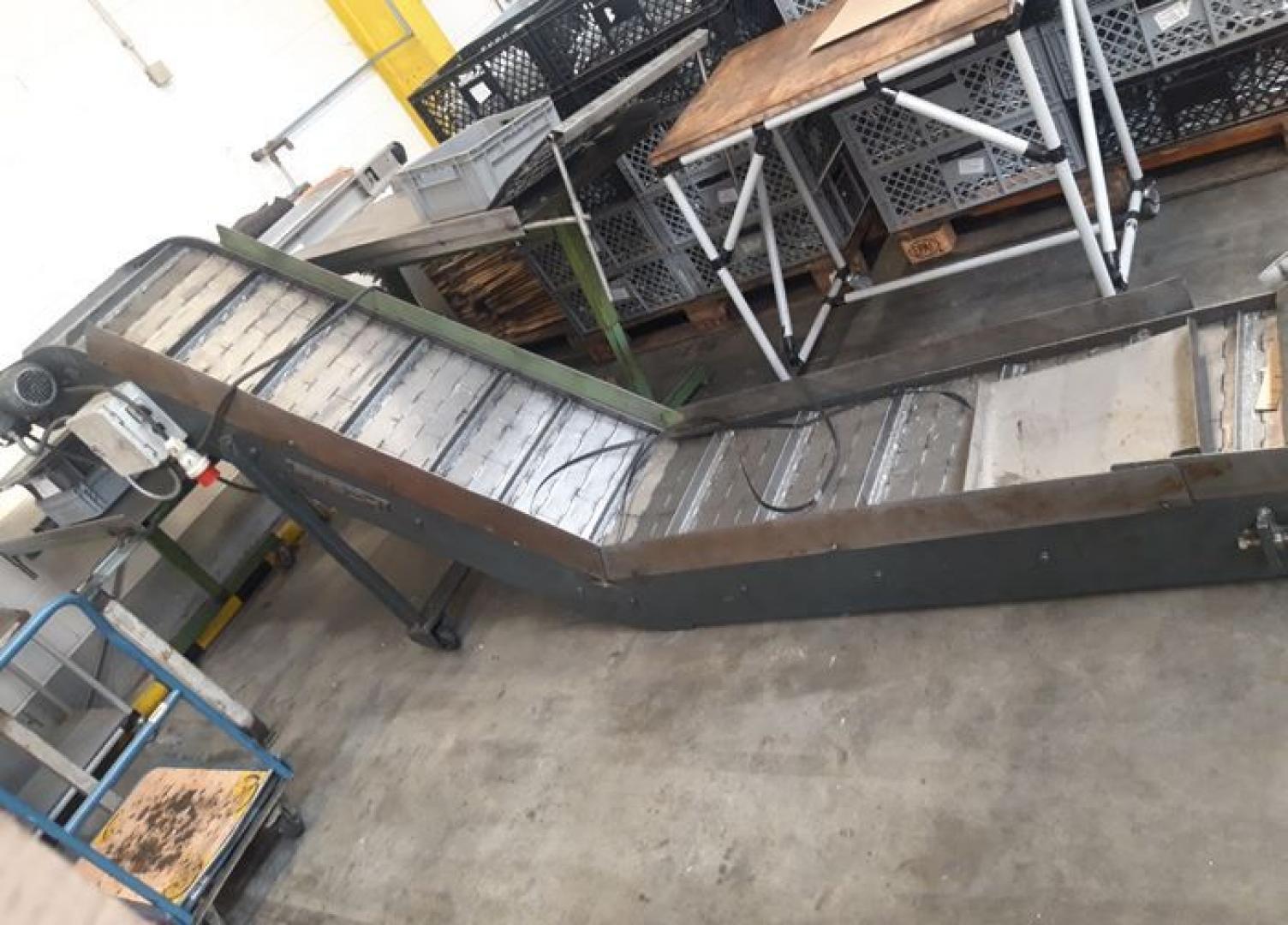 used  Conveyor Belt FRECH FB 500/3000