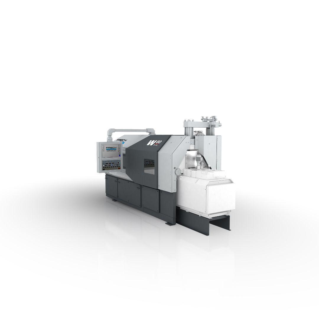 used  Hot-Chamber Diecasting Machine - Vertic. FRECH W80Zn