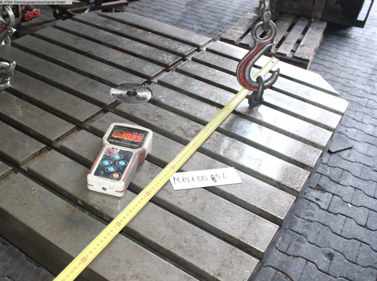 used Other accessories for machine tools Clamping Table EXCELLO 1000x1000mm