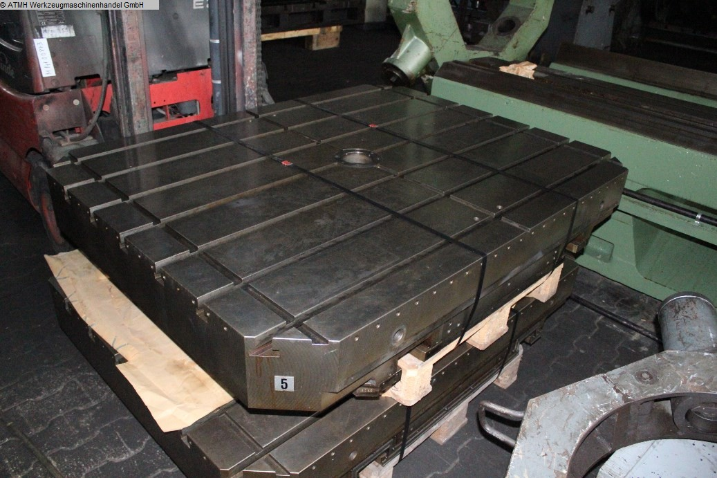 used Other accessories for machine tools Clamping Table EXCELLO 1600x1250mm