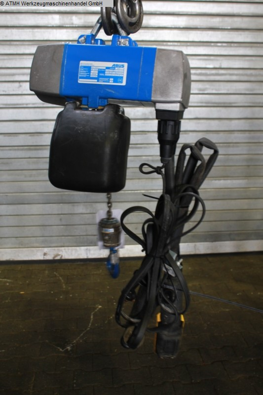 used Conveying and storage technology Cranes ABUS GM 2 160.6-1 EHB 160 kg