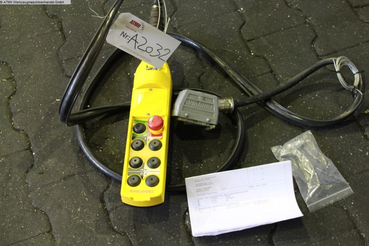used Other attachments Crane Konecranes Kransteuerung, Steuerflasche
