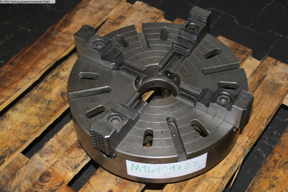 used Other accessories for machine tools Faceplate  Planscheibe Ø 350 mm