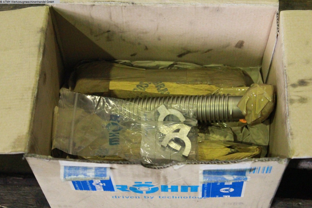 used Other accessories for machine tools Faceplate RÖHM Verstellspindel