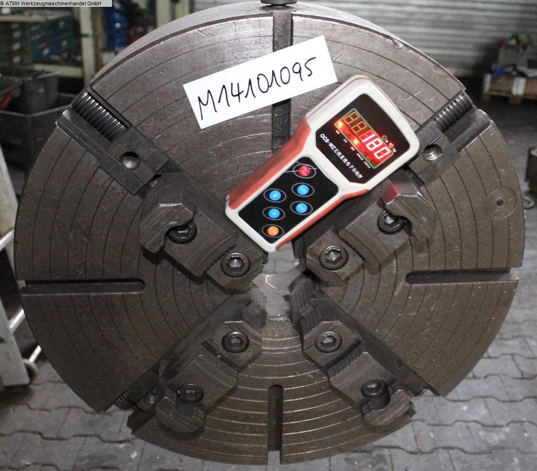 gebrauchte Maschinenzubehör etc. Futter UNBEKANNT Vierbacken Ø 600 mm
