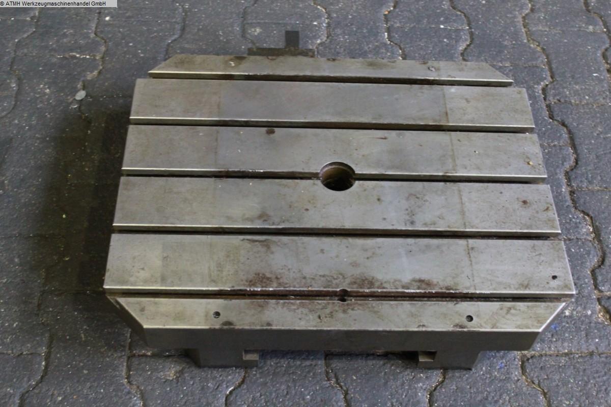 gebrauchte Maschinenzubehör Anreißplatte UNBEKANNT