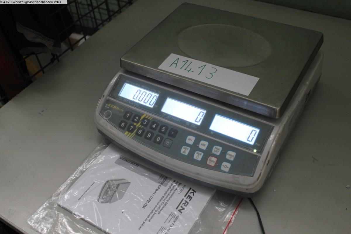 gebrauchte Messwerkzeuge Waage KERN CPB 30K5DM 30KG