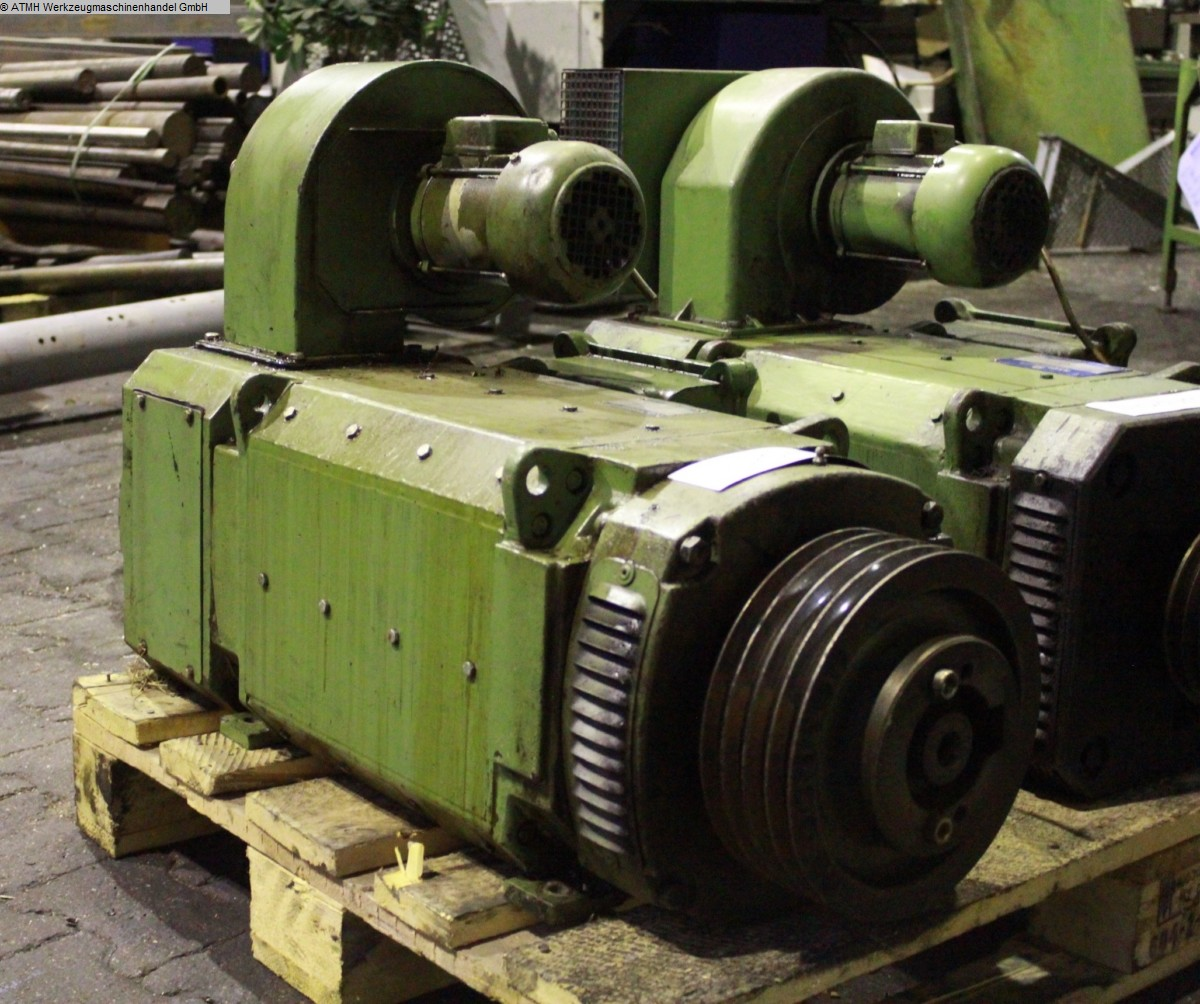 used Other accessories for machine tools Motor BAUMÜLLER Spindelmotor Motor 32 kW