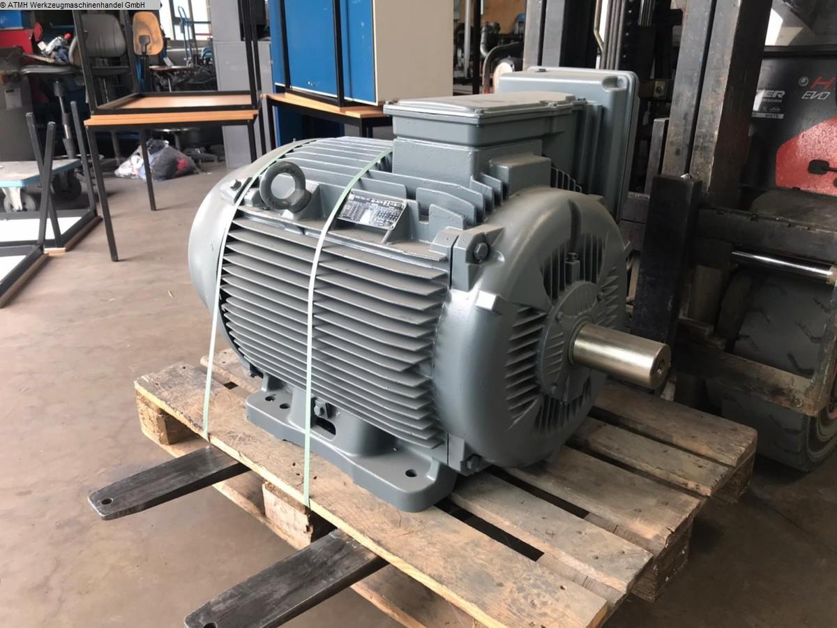 gebrauchte Maschinenzubehör etc. Motor WEG W22 High Eff. IE2