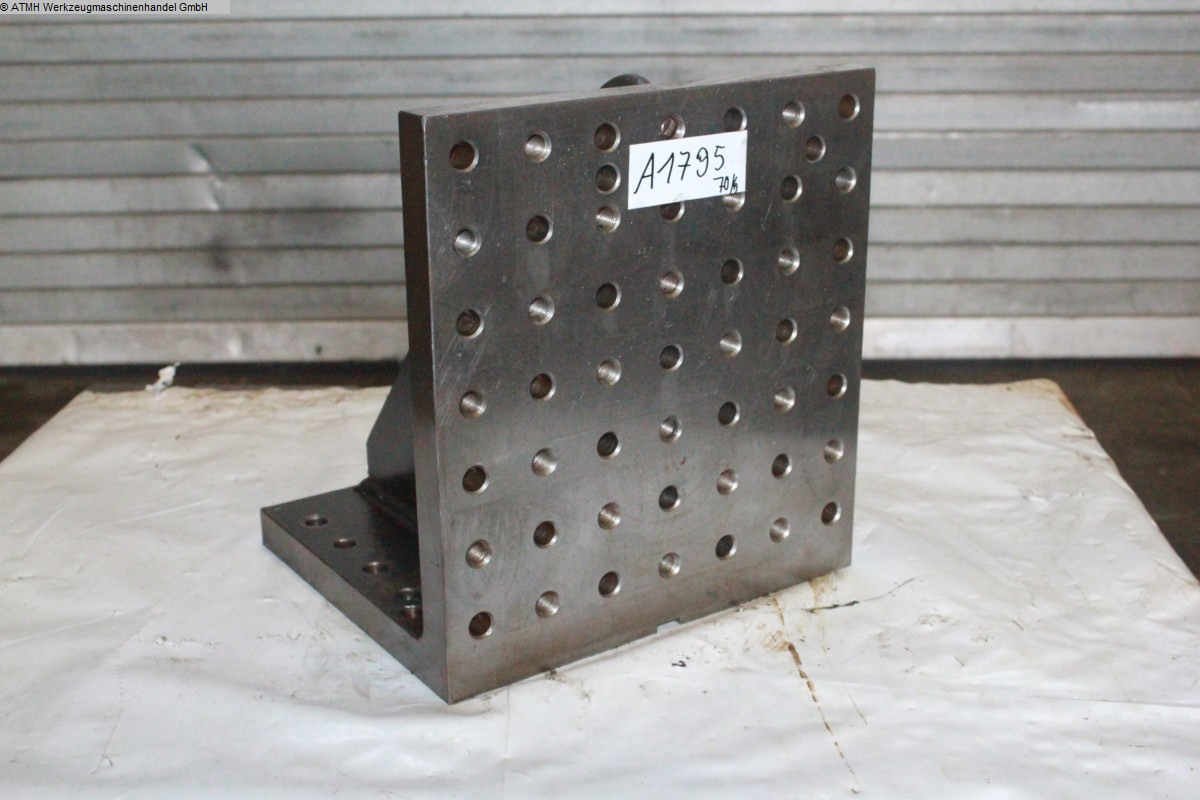 used Other Accessories for Machine Tools angle table UNBEKANNT 380x350 mm