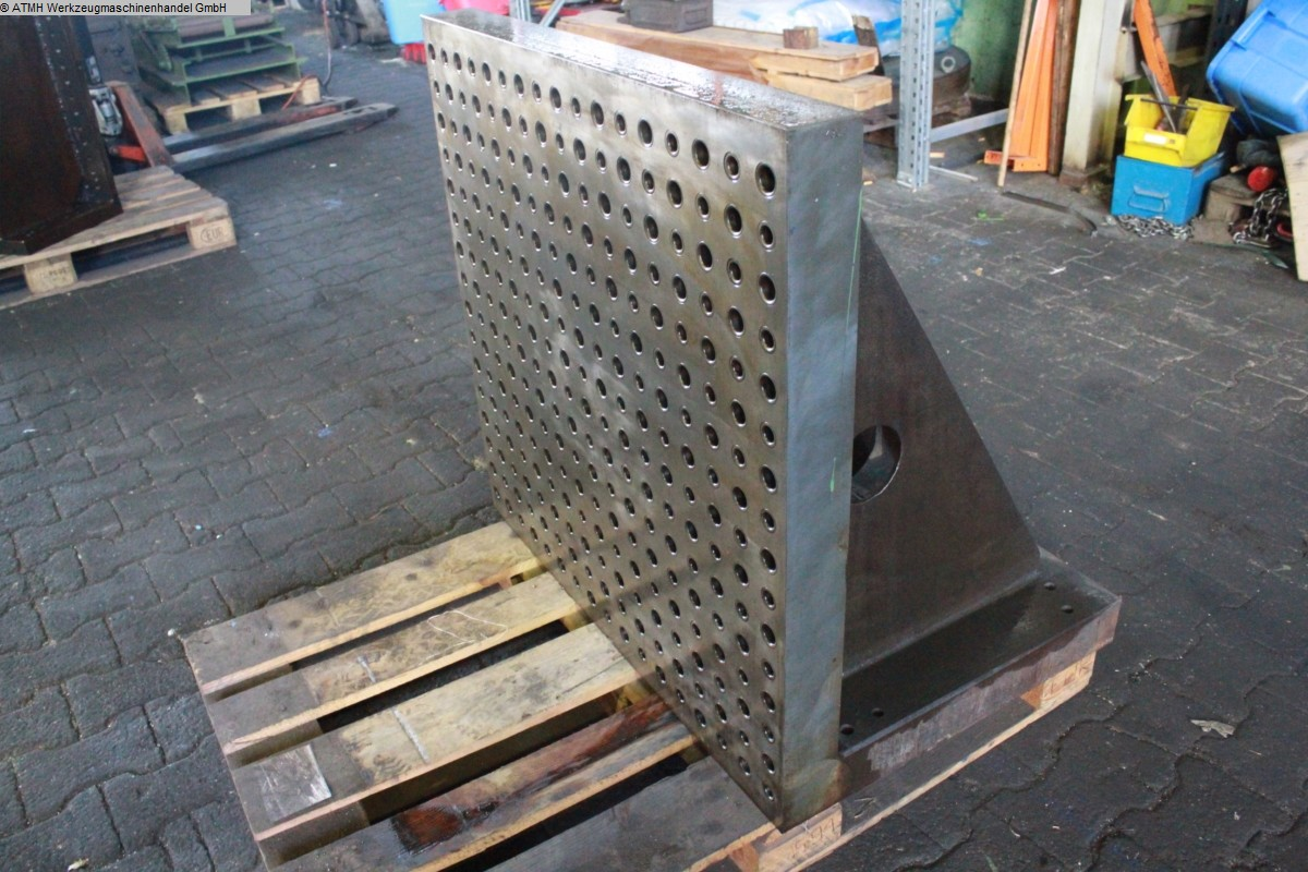 used Other accessories for machine tools angle table UNBEKANNT 850/850/600 - 000 40