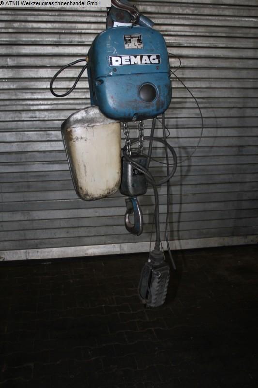 used Other attachments Chain Hoist - Electric DEMAG PK 5 N Elektro Kettenzug 1000