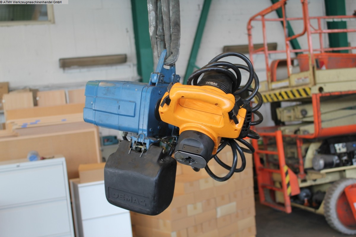 used Other attachments Chain Hoist - Electric DEMAG DKM 1-80 K V1 F4