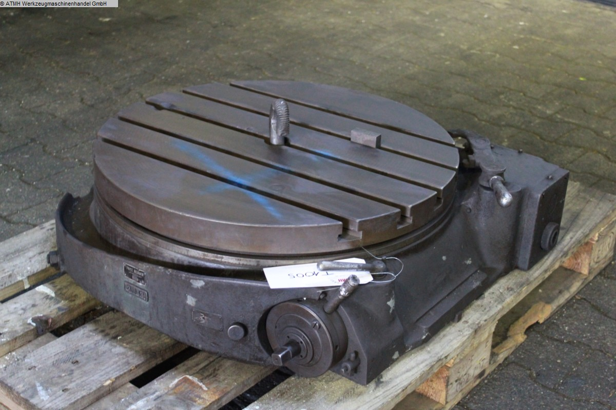 used Other accessories for machine tools Rotary Table FRITZ WERNER 2.943