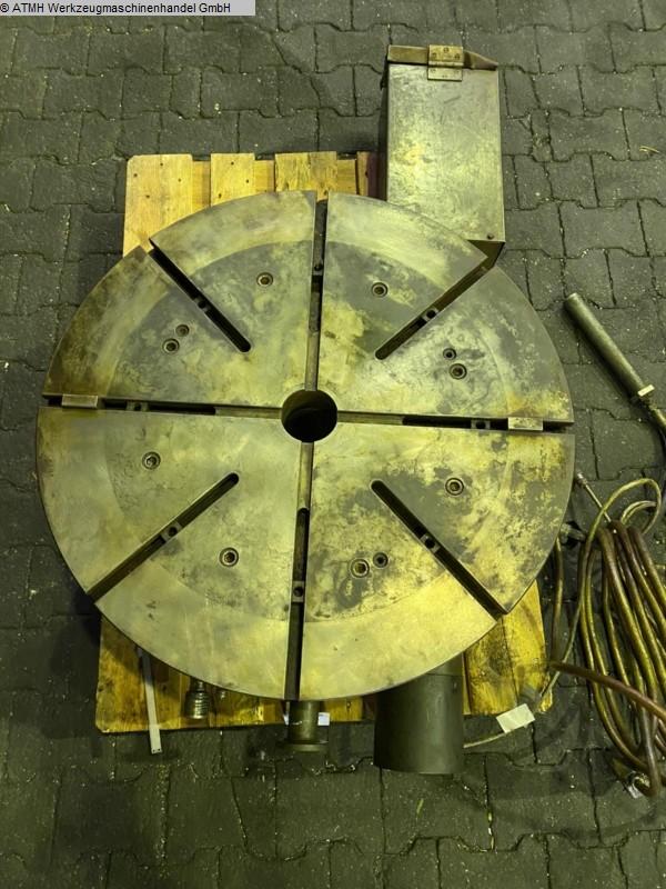 gebrauchte Maschinenzubehör etc. Rundtisch FIBROTAKT Ø800 mm
