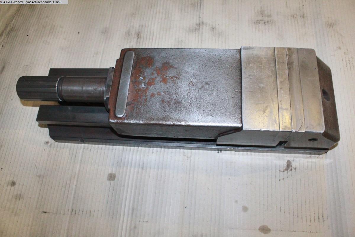 gebrauchte Maschinenzubehör etc. Schraubstock ALLMATIC HD 160