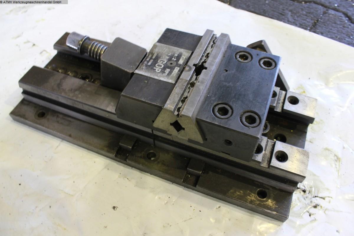 gebrauchte Maschinenzubehör etc. Schraubstock SAGOP 2 / RP80