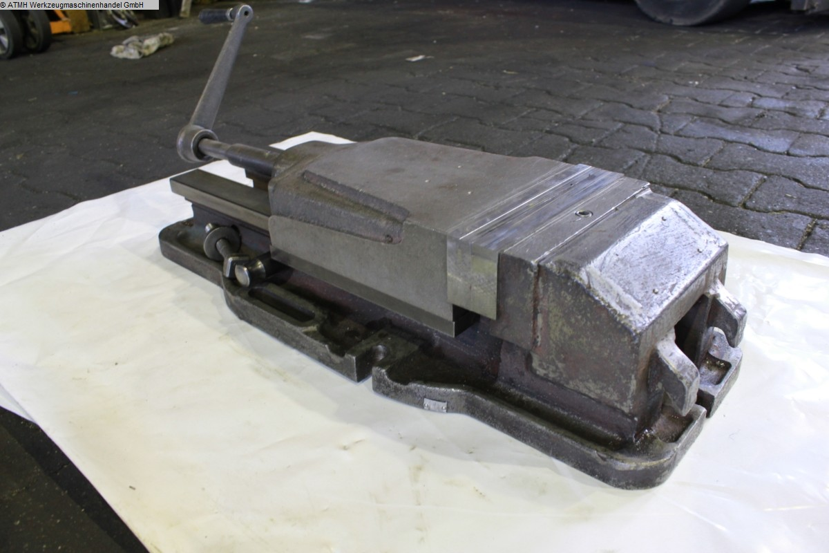 gebrauchte Maschinenzubehör etc. Schraubstock UNBEKANNT Hydraulischer - Schraubstock