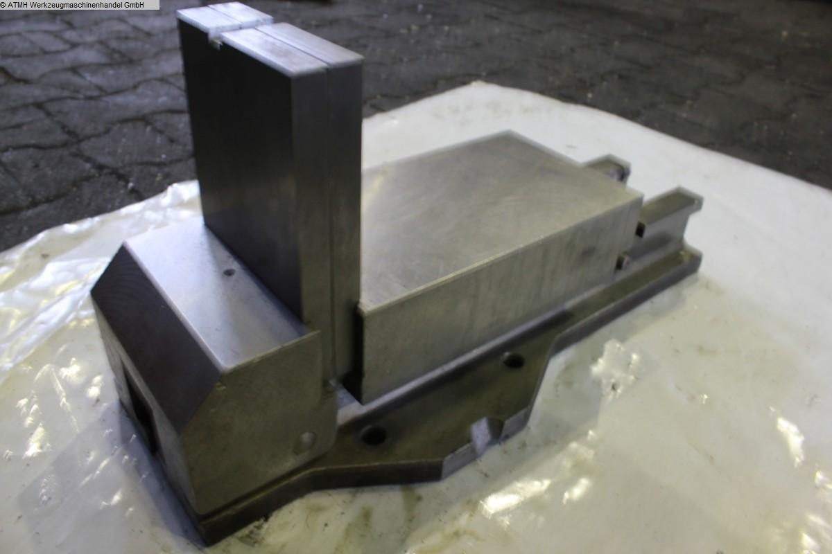 gebrauchte Maschinenzubehör etc. Schraubstock UNBEKANNT Hydraulischer Schraubstock