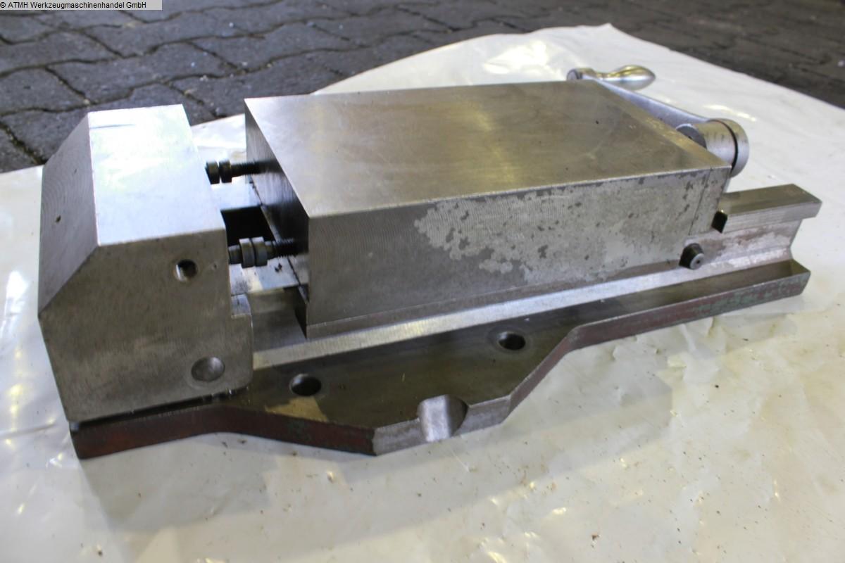 gebrauchte Maschinenzubehör etc. Schraubstock UNBEKANNT hydraulisch