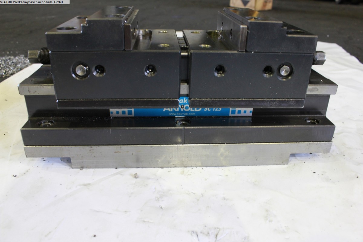 used Other accessories for machine tools Vise FRESMAK ARNOLD SC125 Selbstzentrierend