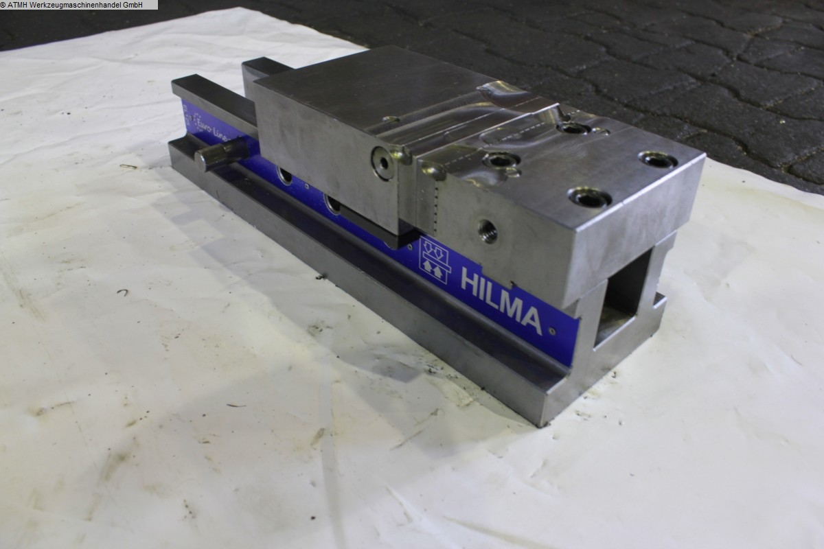 used Other accessories for machine tools Vise HILMA EL 125
