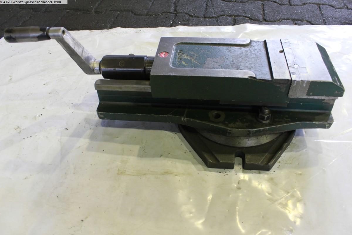 used Other accessories for machine tools Vise RÖHM Hydraulischer Schraubstock