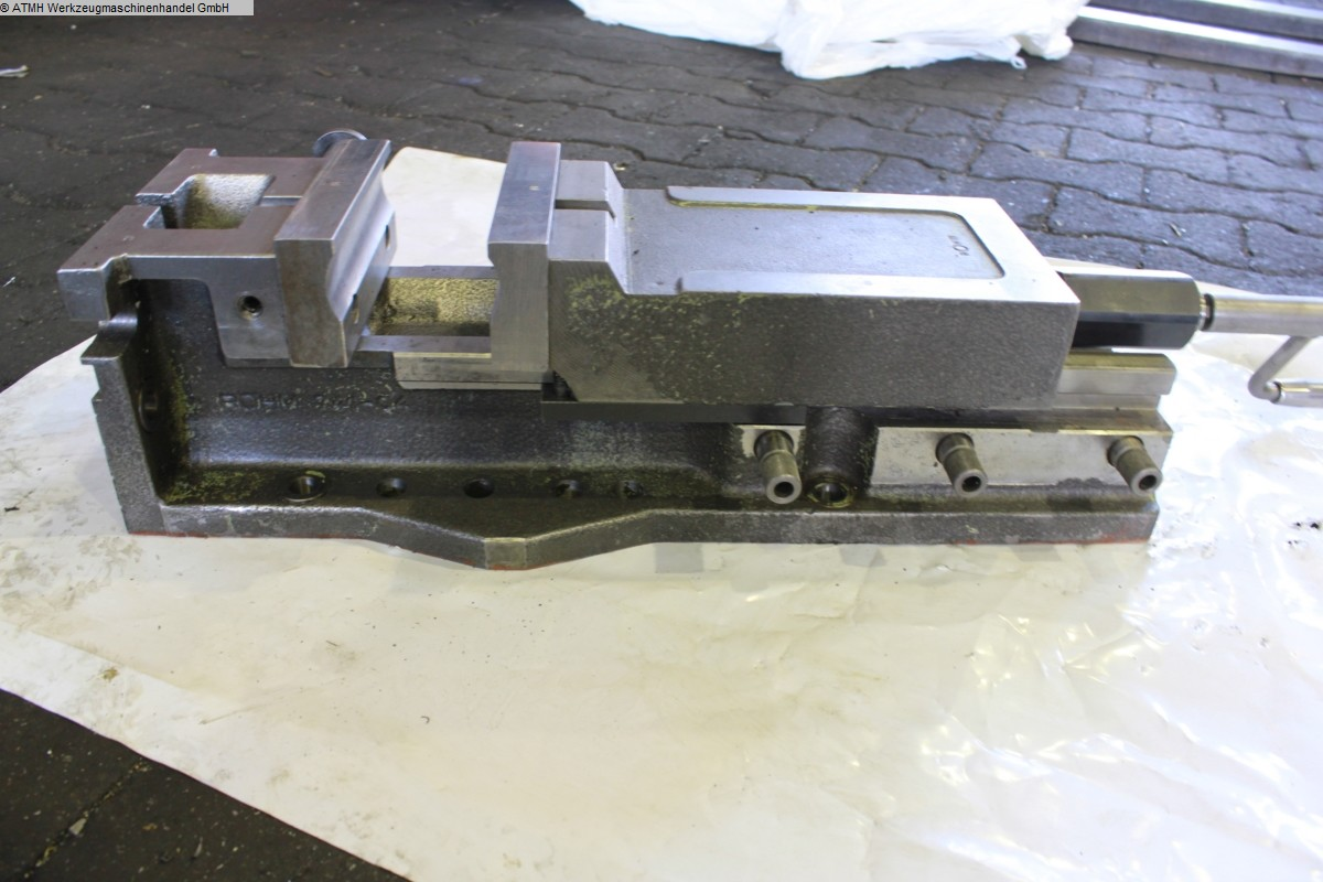 used Other accessories for machine tools Vise RÖHM Hydraulisch