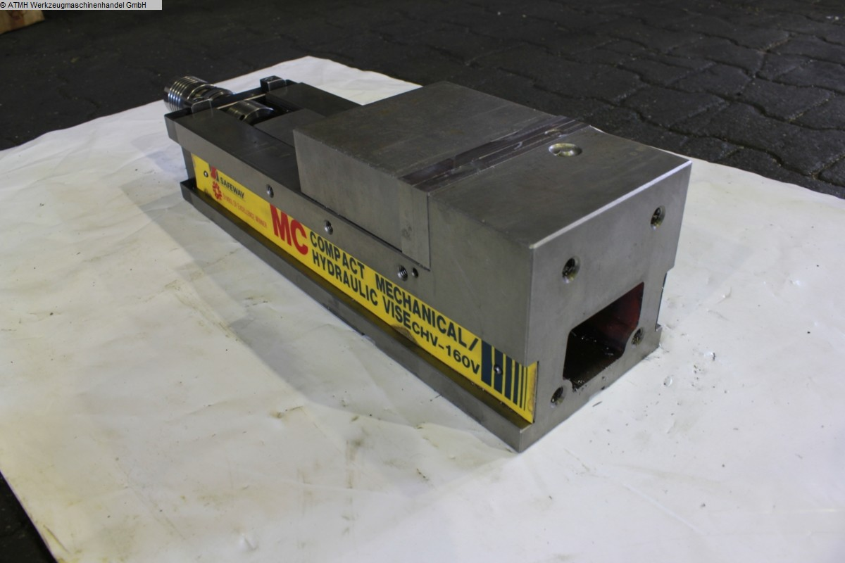 used Other accessories for machine tools Vise SAFEWAY CHV-160V