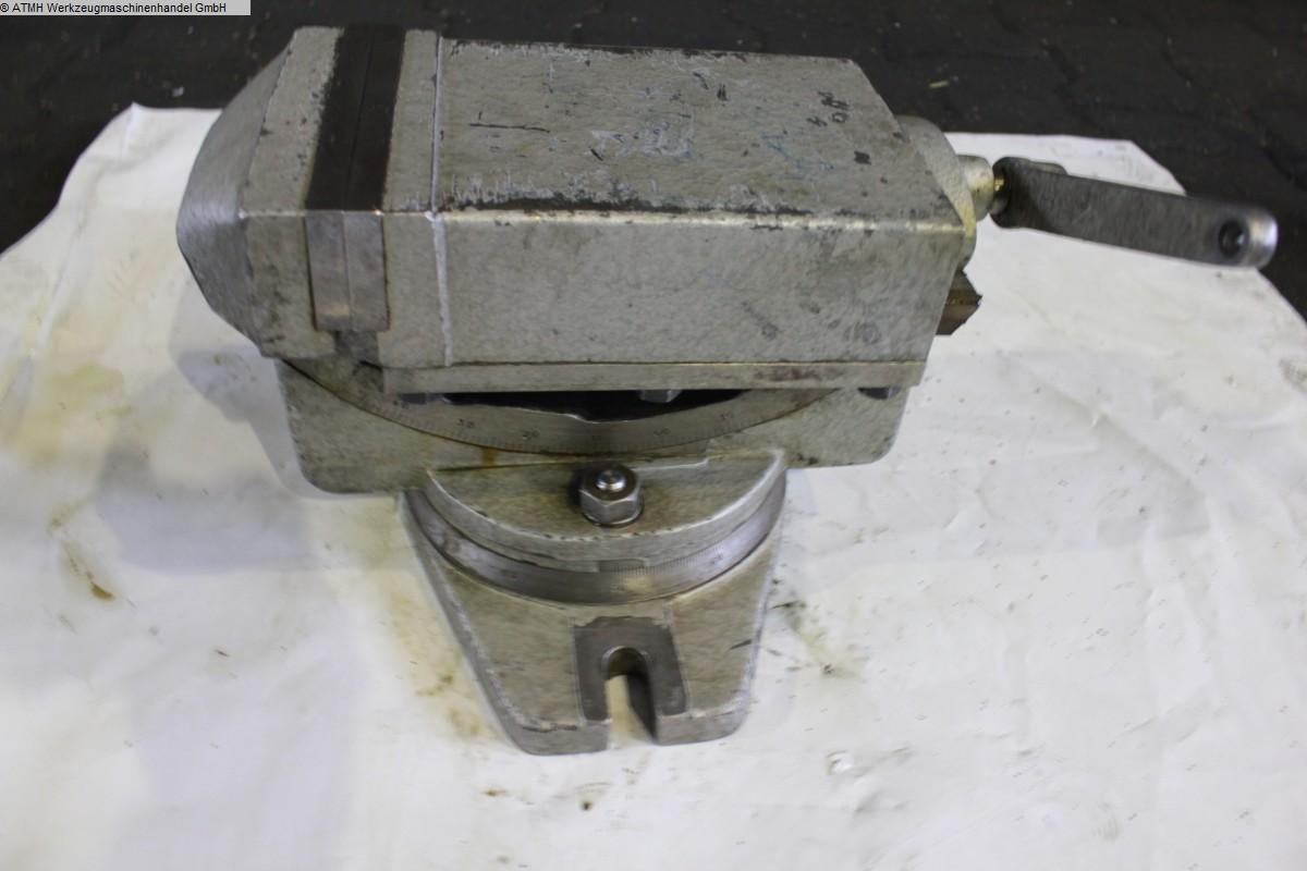 used Other accessories for machine tools Vise UNBEKANNT Schwenkbarer Schraubstock