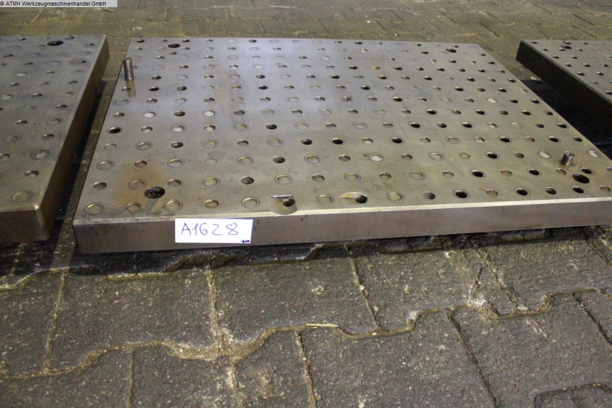 used Other accessories for machine tools bolster plate UNBEKANNT 845x645x50mm