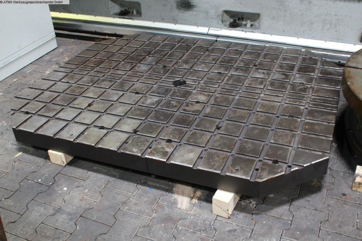 used Other accessories for machine tools bolster plate UNBEKANNT 1810x1400mm
