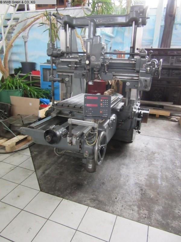 used  Jig Boring Machine - Vertical SIP MP 5G